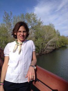 Naomi Brownson, licensed acupuncturist